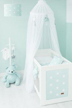 Baby S Only Betthimmel Weiss Lovely Little