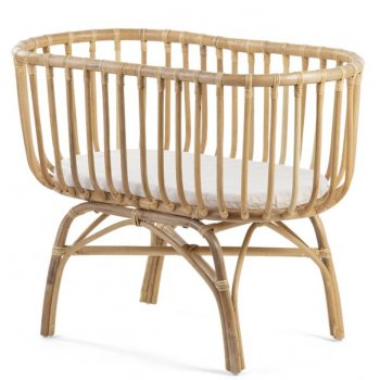 Childhome Wiege Rattan Lovely Little