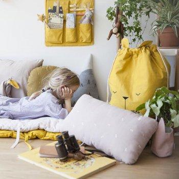 spielzeugsack 39 lazy bear 39 fabelab lovely little. Black Bedroom Furniture Sets. Home Design Ideas