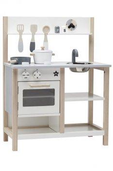 kinderk che wei holz kidsconcept lovely little. Black Bedroom Furniture Sets. Home Design Ideas