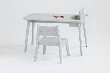 Kindertisch mit stuhl interesting kinder sitzgruppe tisch for Dsw stuhl hamburg