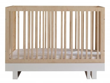 KUTIKAI Babybett 'roof collection' 140x70cm
