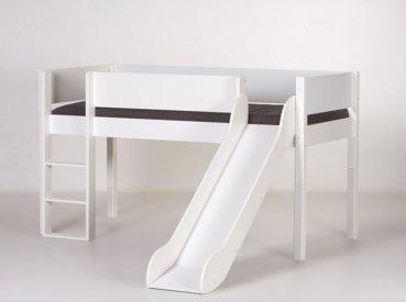 manis h halbhohes hochbett lovely little. Black Bedroom Furniture Sets. Home Design Ideas