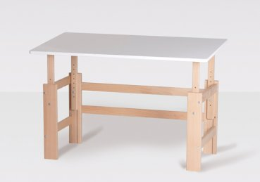 Schreibtisch Weiß Manis H Lovely Little