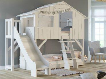 Puppen Etagenbett Mit Rutsche : Mathy by bols baumhausbett etagenbett mit rutsche lovely little