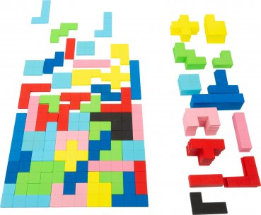 Small Foot Holzpuzzle Tetris
