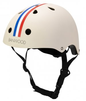 Banwood Kinder Fahrradhelm Stripes