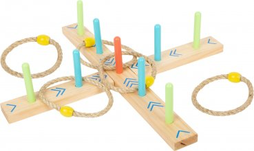 Small Foot Legler Ringwurfspiel Active