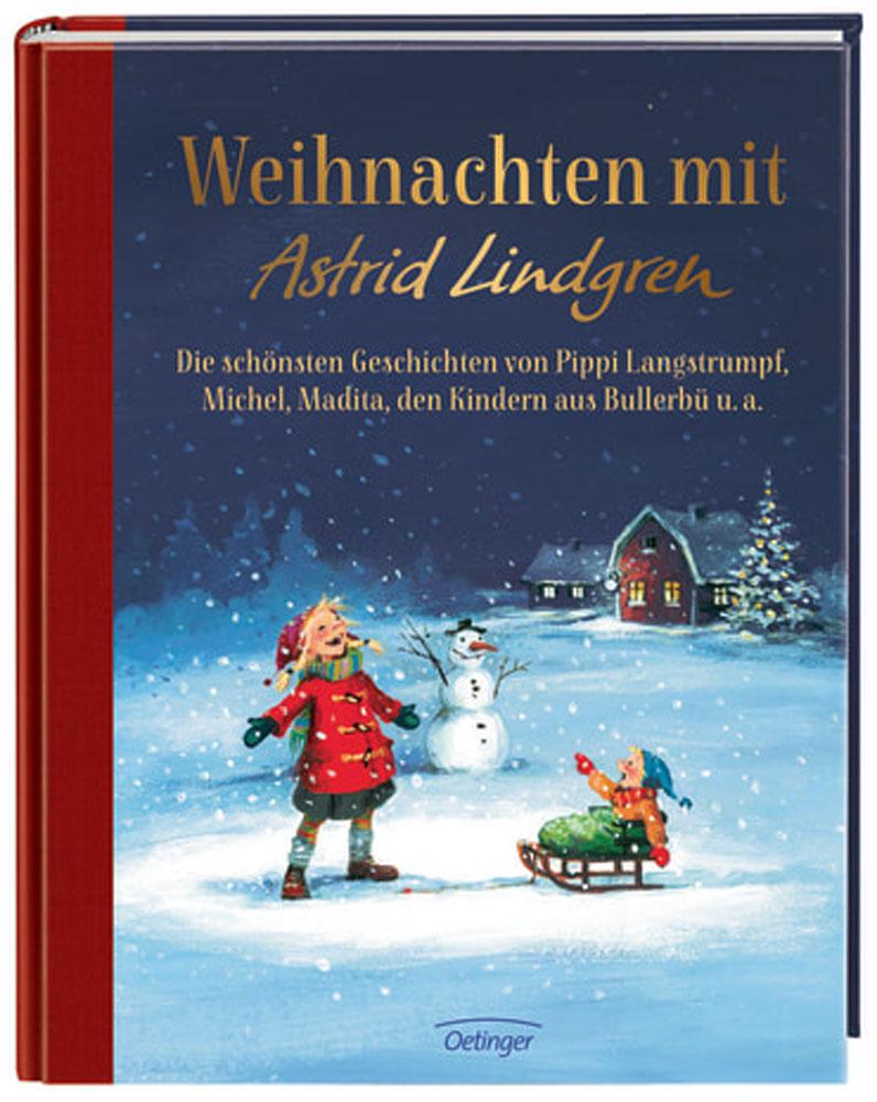 Kinderbuch Weihnachten.Kinderbuch Weihnachten Mit Astrid Lindgren