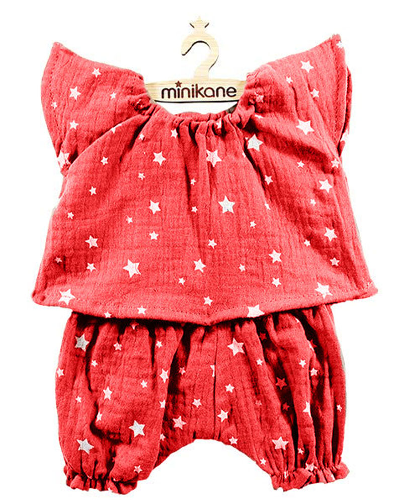 brand new cdabd b165e Minikane Puppen Pyjama Sterne