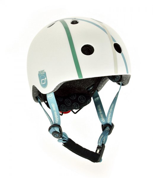 Scoot & Ride Fahrrad Helm cross line